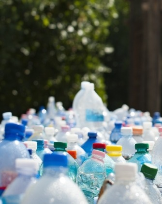 műanyag palack