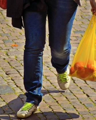 műanyag táska