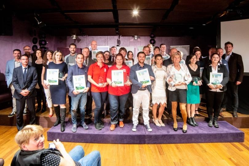 ozone zöld díj 2018