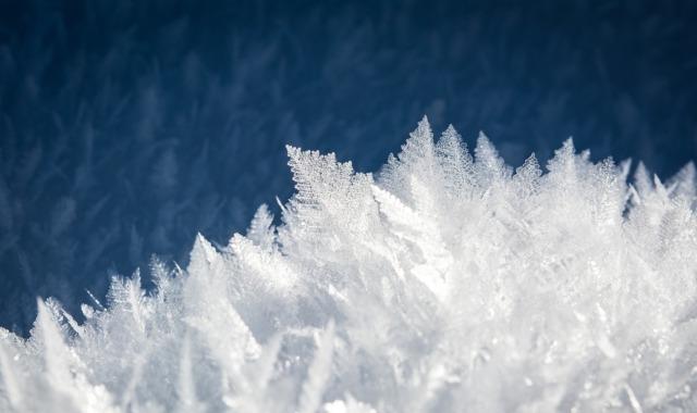 jégkristályok